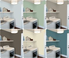 Color my Room Tool from MyColortopia - See your room in different colors BEFORE you buy paint!