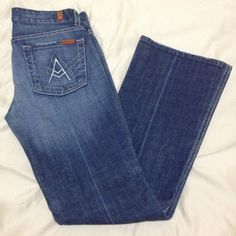 7 for all Mankind Jeans Inseam: 29 inches 7 for all Mankind Jeans