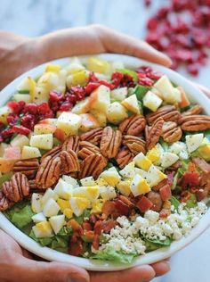 harvest cobb salad.