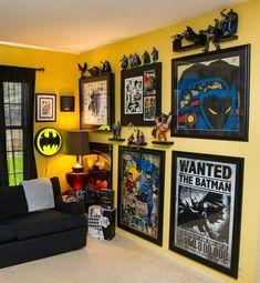 Geek room #ideas