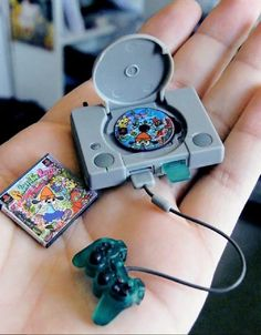 Game Assault Social Feed: Mini PlayStation 1... Check this little bugger out!
