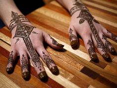 j's moroccan hands | Flickr - Photo Sharing!