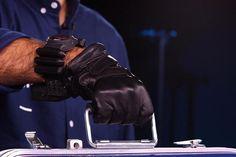 This robotic glove w