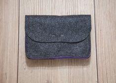 Dirndl-Tasche aus Filz mit Schnittmuster   von mri