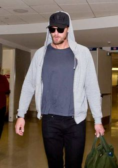 'True Blood's' #AlexanderSkarsgard is seen at #LAX on January 12, 2014 in Los Angeles. Check out other Celebs Spotted at LAX - Los Angeles Airport: http://celebhotspots.com/hotspot/?hotspotid=4954&next=1
