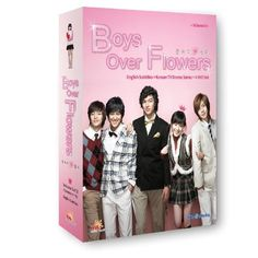 Boys Over Flowers (2009, KBS2). Starring Ku Hye-sun, Lee Min-ho, Kim Hyun-joong, Kim Beom, and Kim Jun.