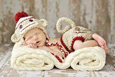 Sweet Love Creates — Sock Monkey Sets