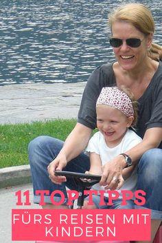 Flüge buchen, Hotels aussuchen, Gepäck und Reisetempo mit (kleinen) Kindern? Hier meine Tipps zur Planung fürs Reisen mit Kindern.