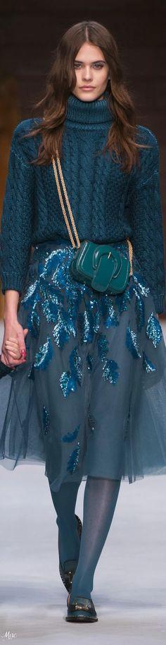 (More in fashion 5) Fall 2018 RTW Elisabetta Franchi