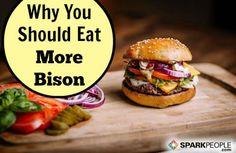 Buffalo Meat is No Bull via @SparkPeople