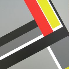 """""""Composition No. by Friedrich Vordemberge-Gildewart (German) Purchased from Elke Rehder Collection, Germany Minimalist Graphic Design, Graphic Design Print, Design Art, Abstract Geometric Art, Abstract Lines, Concrete Art, Amazing Art, Pop Art, Contemporary Art"""