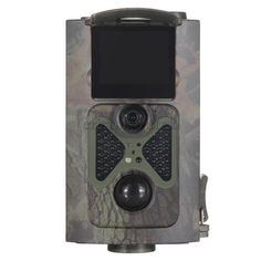 Motion Activated Trail Hunting Game Camera 16MP Infrared Night Vision 1080P