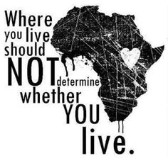 Africa forever has my heart. i will live in uganda for some period of time