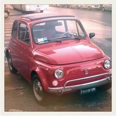 Fiat 500 Best cars ever!