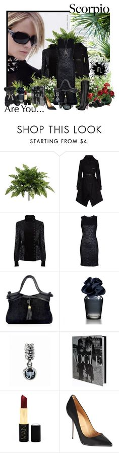 """""""Proud Scorpio...! HAPPY BIRTHDAY :)"""" by tina-teena ❤ liked on Polyvore featuring HIGH, Gucci, A.L.C., Foley + Corinna, Hollister Co., Pandora, Iman, Christian Louboutin and Friis & Company"""