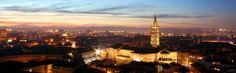 Toits de Toulouse - www.hexia.fr Toulouse, Ville Rose, Paris Skyline, Photos, Travel, Real Estate, Night, Pictures, Viajes
