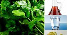 Πρόκειται για μια σπιτική συνταγή με φύλλα μαϊντανού και μηλόξιδο ή χυμό από λεμόνι, που θα σας βοηθήσει να λευκάνετε το δέρμα σας και να το καθαρίσετε από