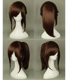 Attack on Titan Shingeki No Kyojin Sasah Blouse Blause Brown Ponytail Cosplay Wigs <3 -->>> http://www.trustedeal.com/attack-on-titan-shingeki-no-kyojin-mikasa-ackerman-cosplay-wig1.html