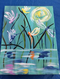 Bruce and Friends., Bruce and Friends. Classroom Art Projects, Art Classroom, Spring Art, Summer Art, Art Drawings For Kids, Art For Kids, 4th Grade Art, Art Lessons Elementary, Art Plastique