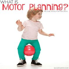 The OT Toolbox: What is Motor Planning? & Fine Motor Planning Maze