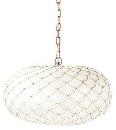 Check out the Capiz Scalloped Chandelier and the rest of our unique Lighting at Serena and Lily. Capiz Shell Chandelier, Chandelier Bedroom, Chandeliers, Entry Chandelier, Chandelier Ideas, Shell Pendant, Unique Lighting, Home Lighting, Pendant Lighting