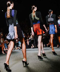 The Prettiest Pics From Fashion Week #refinery29  http://www.refinery29.com/fashion-week-spring-2015-behind-scenes