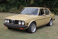 Alfa Romeo Alfetta- 1977