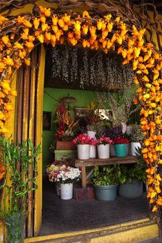 Best flower shop in Ubud in Peliatan
