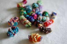 Funky Fiber Beads