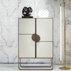 Rendez-vous Bar Cabinet - Shop Zanaboni for Borbonese online at Artemest