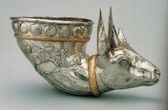 Achaemenid Silver