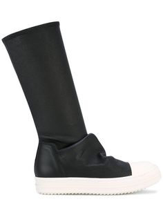 Rick Owens Sock Hi-top Sneakers - Farfetch