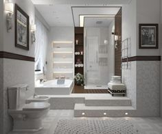 Baños minimalistas – chispis.com