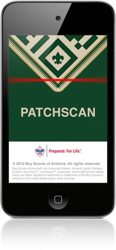 A mobile application to track and authenticate your patch collection. From BSA Licensing. Arrow Of Lights, Scouting, Mobile Application, Boy Scouts, Badge, Patches, Track, Anniversary, Passion