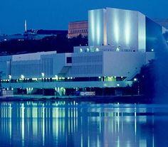 Finlandia Hall. Helsinki, Finland. 1971 | Alvar Aalto