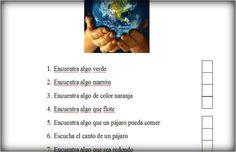 Dia de la Tierra - Actividad 2