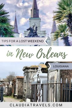 Wondering how to enjoy the best, most fun weekend in the Big Easy? We're sharing the best things to do in New Orleans, from beignets to po' boys, Mardi Gras to jazz, laissez les bons temps rouler during an unforgettable French-kissed weekend in New Orleans, Louisiana. #neworleans #nola #louisianatravel #unitedstatestravel New Orleans Hotels, New Orleans Travel, Weekend In New Orleans, Cruise Excursions, Us Travel Destinations, Family Road Trips, Beignets, Best Cities, Usa Travel