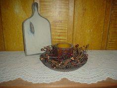 Primitive Candle Pan  $ 14.99