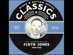 Schooldays on my Mind, Floyd Jones #Music #Blues