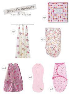 Best Swaddle Blankets: aden & anais, miracle blanket, halo sleepsack swaddle, woombie, swaddleme