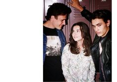 Behind the scenes with Jason Segel, Linda Cardellini, and James Franco.