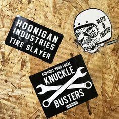 New Hoonigan stickers #hoonigan