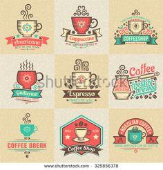 Café Tasse Illustrations de stock et bandes dessinées | Shutterstock
