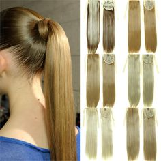 Long Straight Synthetic Ponytail Tress Apply Hair Clips in Pony Tails Hairpiece Ribbon Ponytails Hair Extensions Fake Hair Piece Nail That Deal http://nailthatdeal.com/products/long-straight-synthetic-ponytail-tress-apply-hair-clips-in-pony-tails-hairpiece-ribbon-ponytails-hair-extensions-fake-hair-piece/ #shopping #nailthatdeal