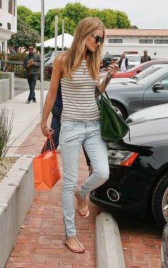 Out in Malibu, CA - May 12, 2012
