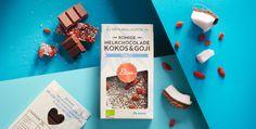 Elvee - Fairtrade & Organic Chocolate Specialties on Packaging of the World - Creative Package Design Gallery