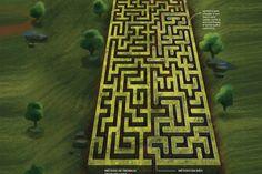 –MÉTODO DA MÃOA técnica mais simples para escapar de um labirinto consiste basicamente em colocar uma de suas mãos em uma parede e seguir em frente, sem nunca perder o contato com o lado escolhido. …