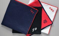 O'Harrow Clothiers Custom Pocket Squares