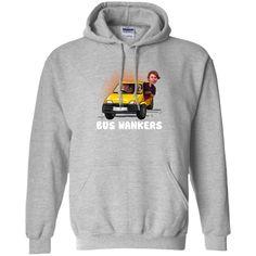 The Inbetweeners Bus Wankers Best Selling T-Shirt