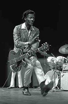 Rock and Roll pioneer Chuck Berry duck walks onstage at the Berkeley. - - Rock and Roll pioneer Chuck Berry duck walks onstage at the Berkeley Community Theatre in May, 1969 in Berkeley, California. Rock And Roll, Rock N Roll Baby, Blues Rock, Janis Joplin, Chuck Berry Duck Walk, Hard Rock, Lemmy Kilmister, Beatles, Rocknroll